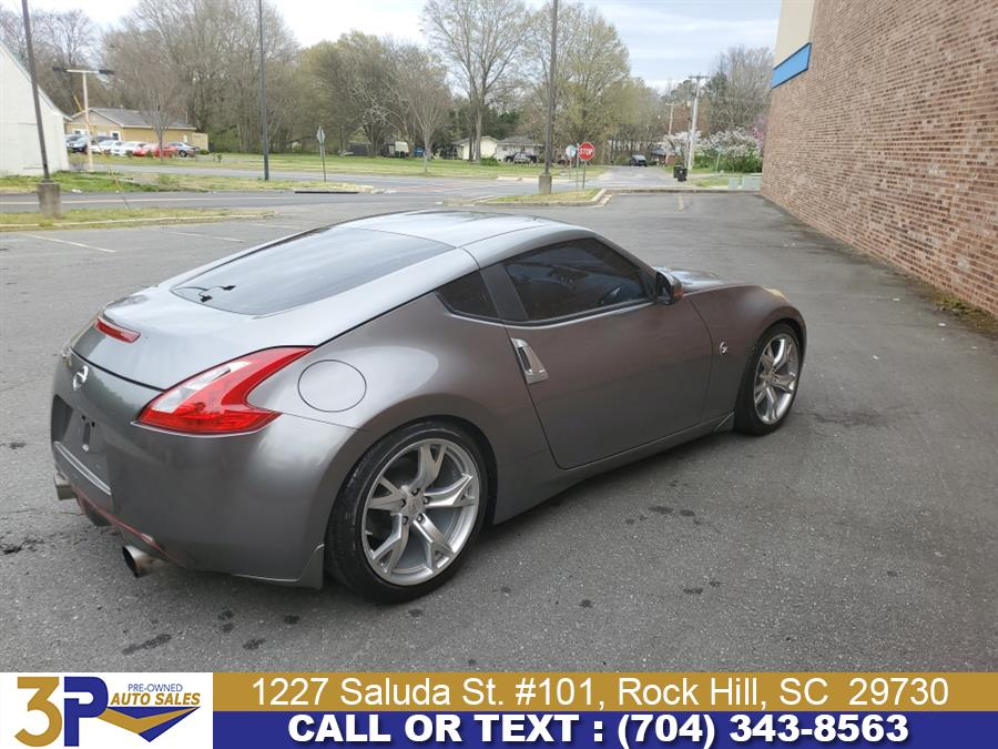 Used Nissan 370Z 2dr Cpe Auto Touring 2012   3 Points Auto Sales. Rock Hill, South Carolina