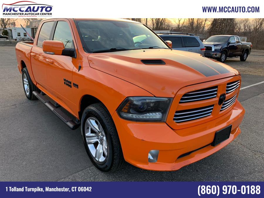 "Used Ram 1500 4WD Crew Cab 140.5"" Sport 2015 