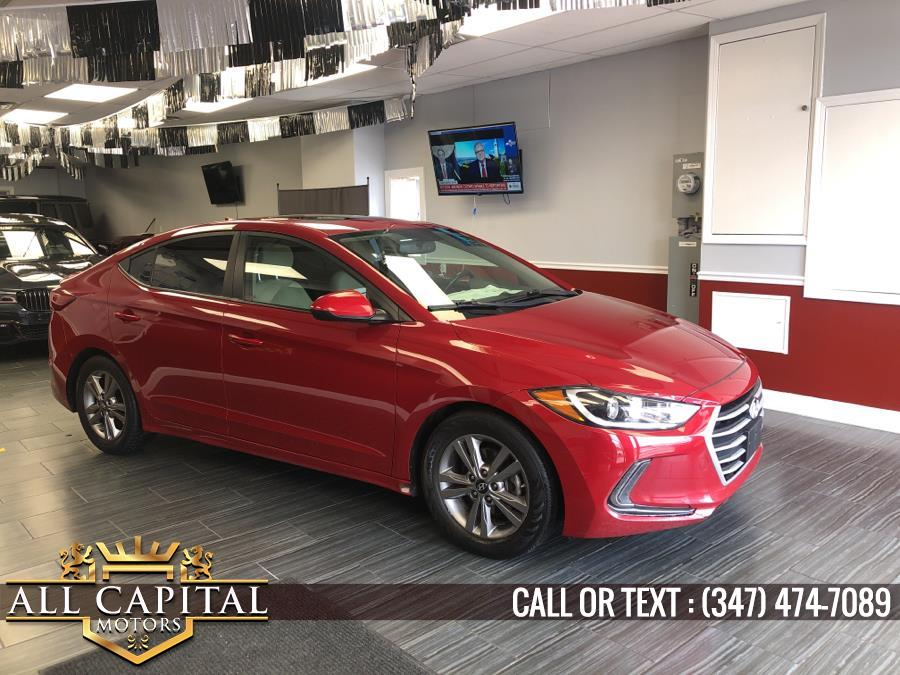 Used 2017 Hyundai Elantra in Brooklyn, New York | All Capital Motors. Brooklyn, New York