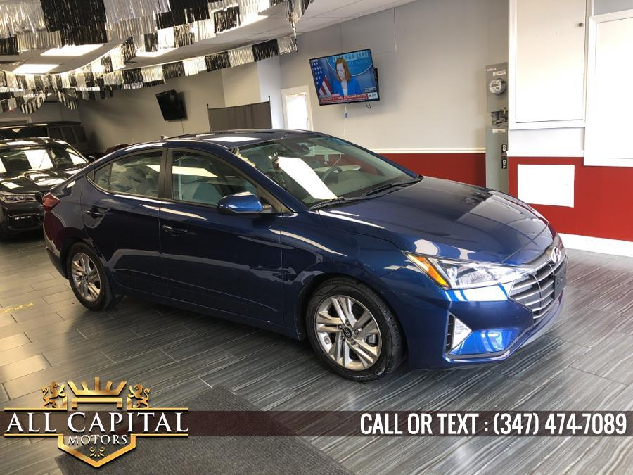 Used 2019 Hyundai Elantra in Brooklyn, New York | All Capital Motors. Brooklyn, New York