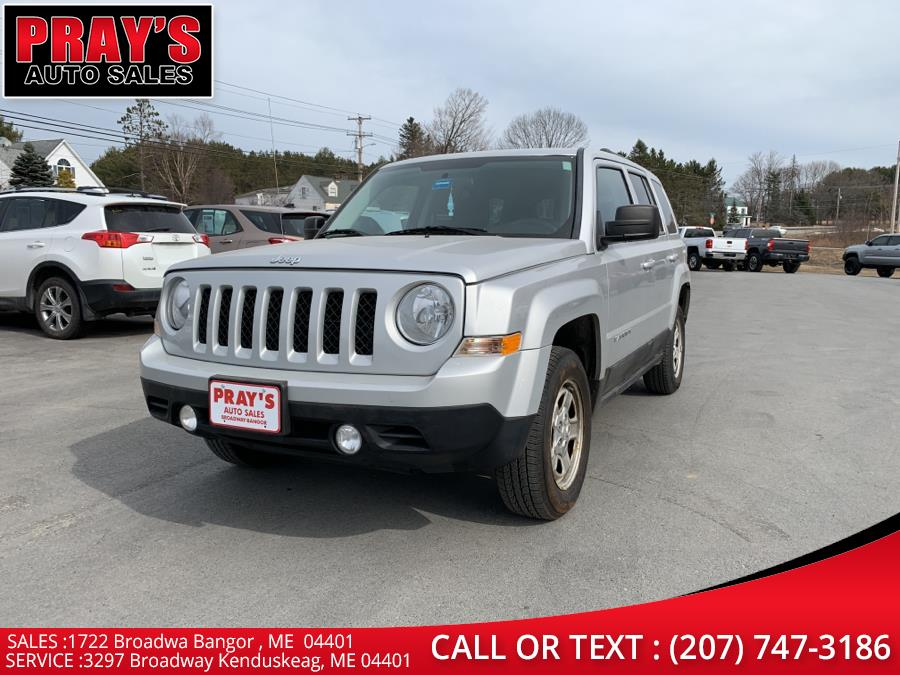 Used 2014 Jeep Patriot in Bangor , Maine | Pray's Auto Sales . Bangor , Maine