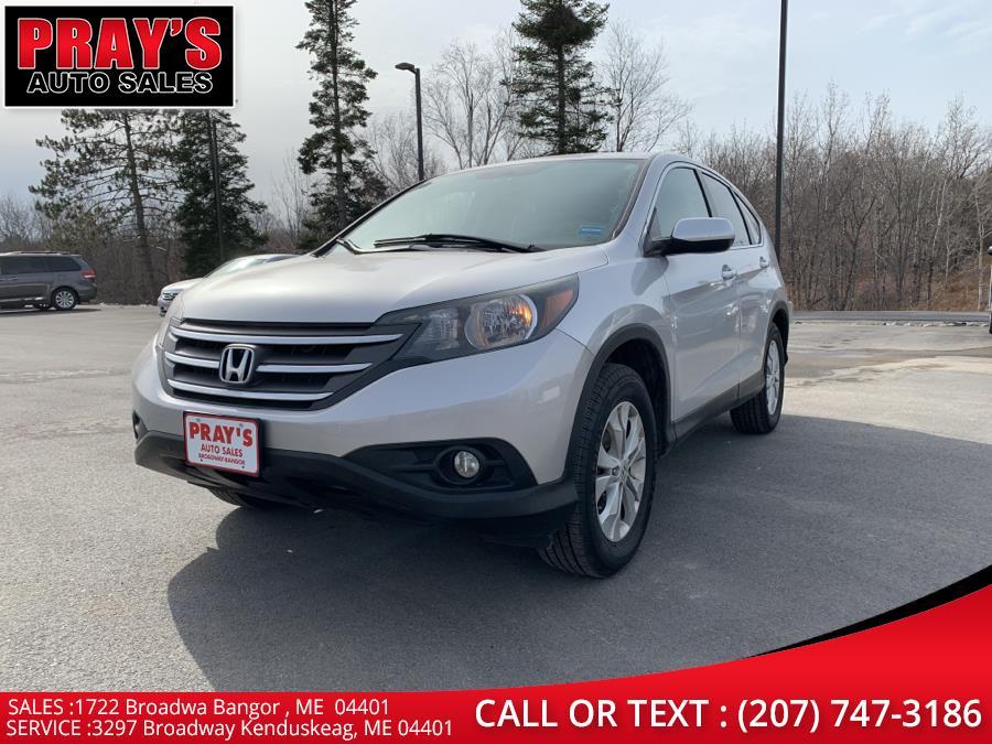 Used Honda CR-V 4WD 5dr EX 2012 | Pray's Auto Sales . Bangor , Maine