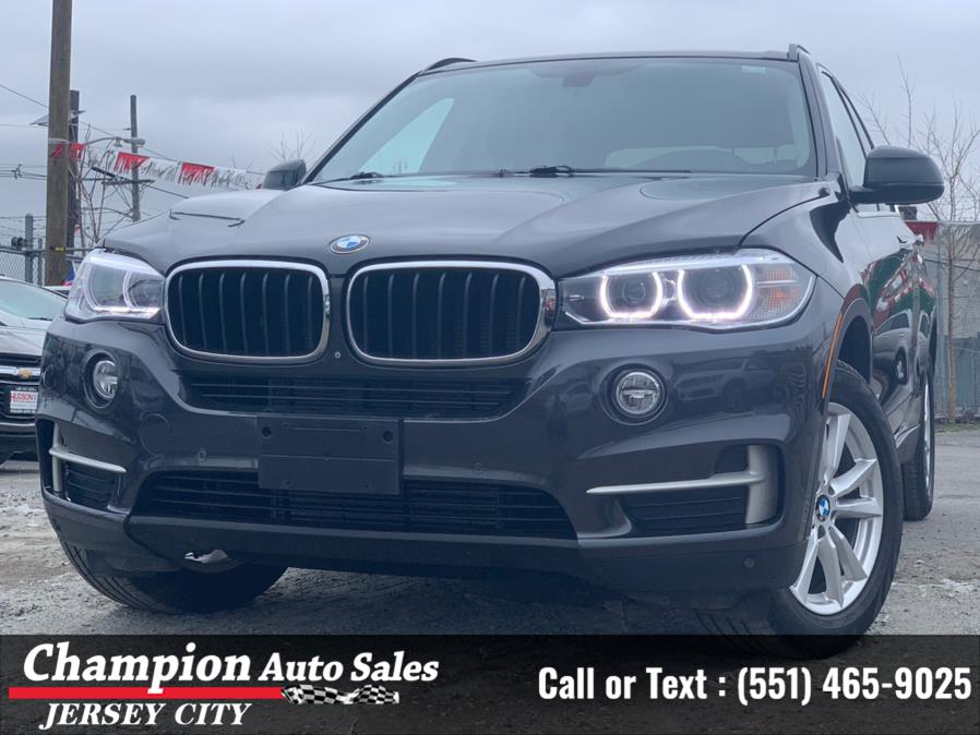 Used 2015 BMW X5 in Jersey City, New Jersey | Champion Auto Sales. Jersey City, New Jersey