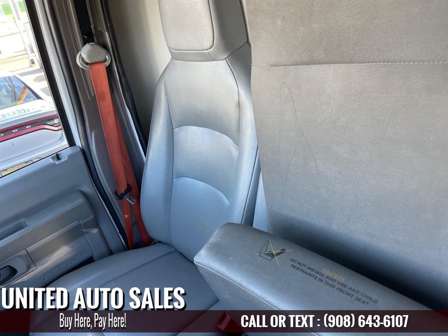 Used Ford Eco 16 Ft Box E350 SUPER VAN 2013   United Auto Sale. Newark, New Jersey