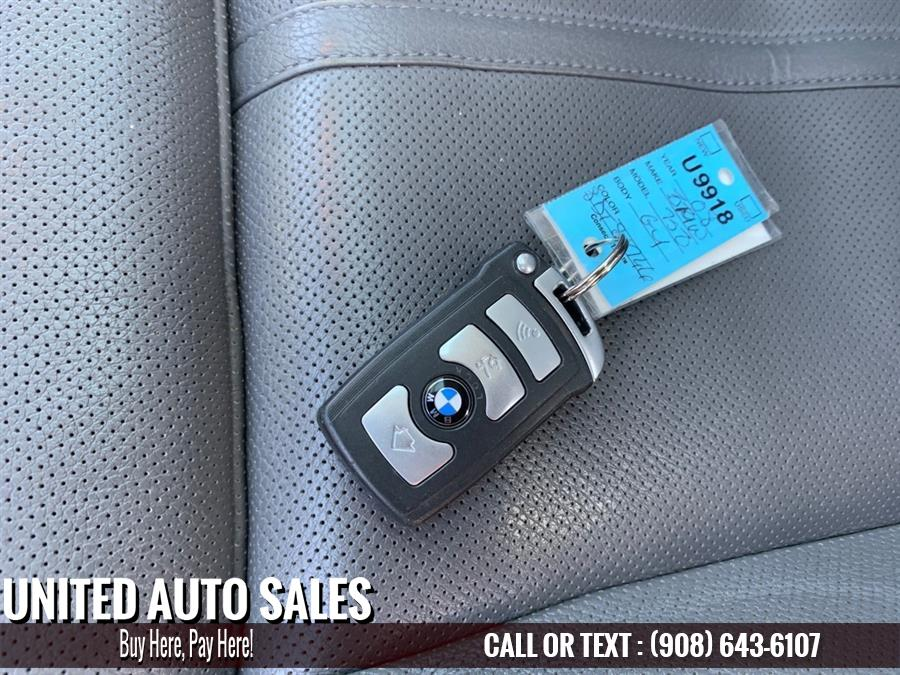 Used BMW 750 LI 2008 | United Auto Sale. Newark, New Jersey