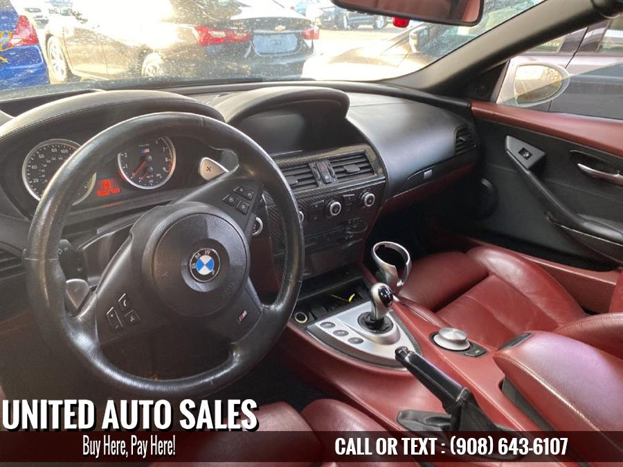 Used BMW M6 coupe 2008 | United Auto Sale. Newark, New Jersey
