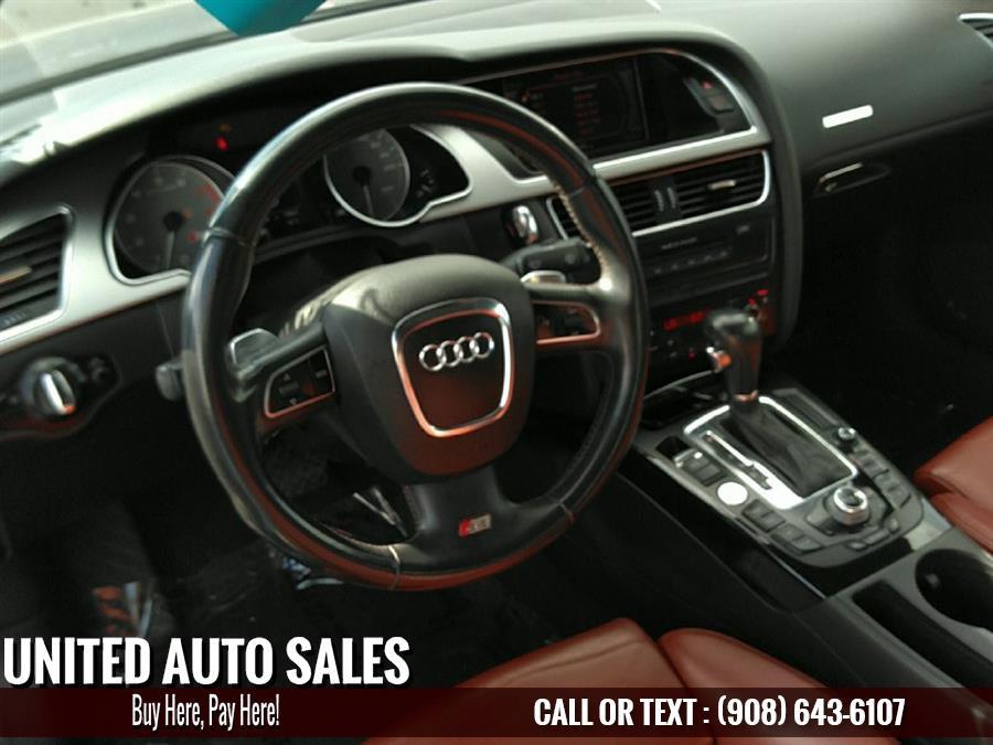 Used Audi S5 QUATTRO 2009   United Auto Sale. Newark, New Jersey