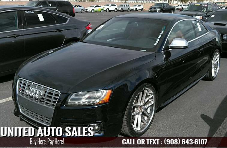 Used Audi S5 QUATTRO 2009 | United Auto Sale. Newark, New Jersey