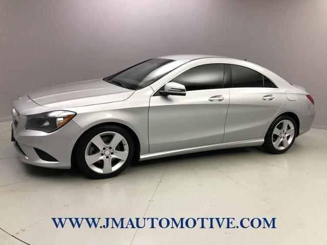 Used 2016 Mercedes-benz Cla in Naugatuck, Connecticut | J&M Automotive Sls&Svc LLC. Naugatuck, Connecticut