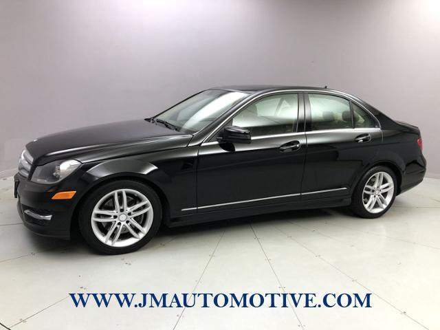 Used 2013 Mercedes-benz C-class in Naugatuck, Connecticut | J&M Automotive Sls&Svc LLC. Naugatuck, Connecticut