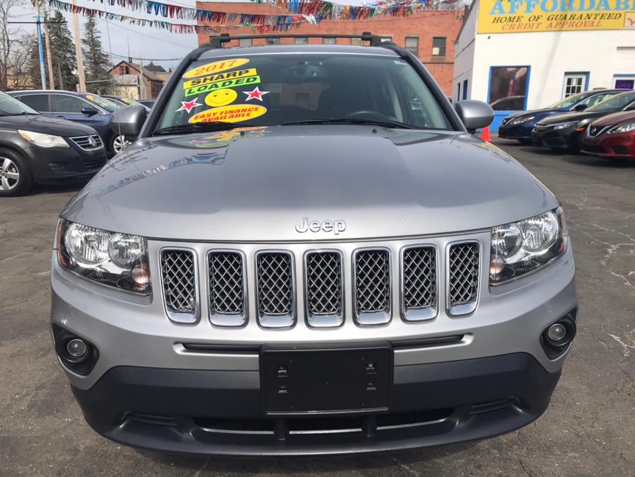 Used Jeep Compass High Altitude 4x4 2017 | Affordable Motors Inc. Bridgeport, Connecticut