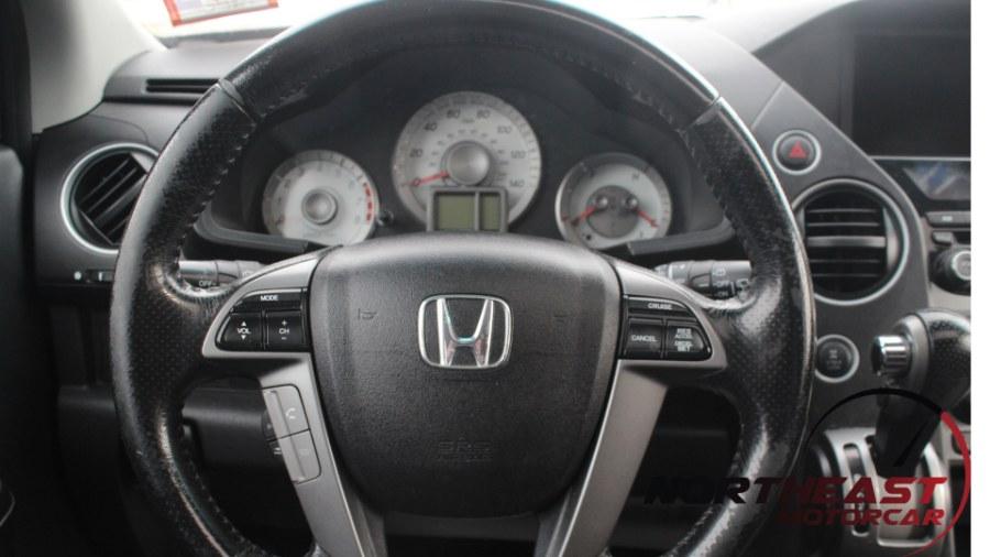 Used Honda Pilot 4WD 4dr EX-L w/Navi 2012   Northeast Motor Car. Hamden, Connecticut