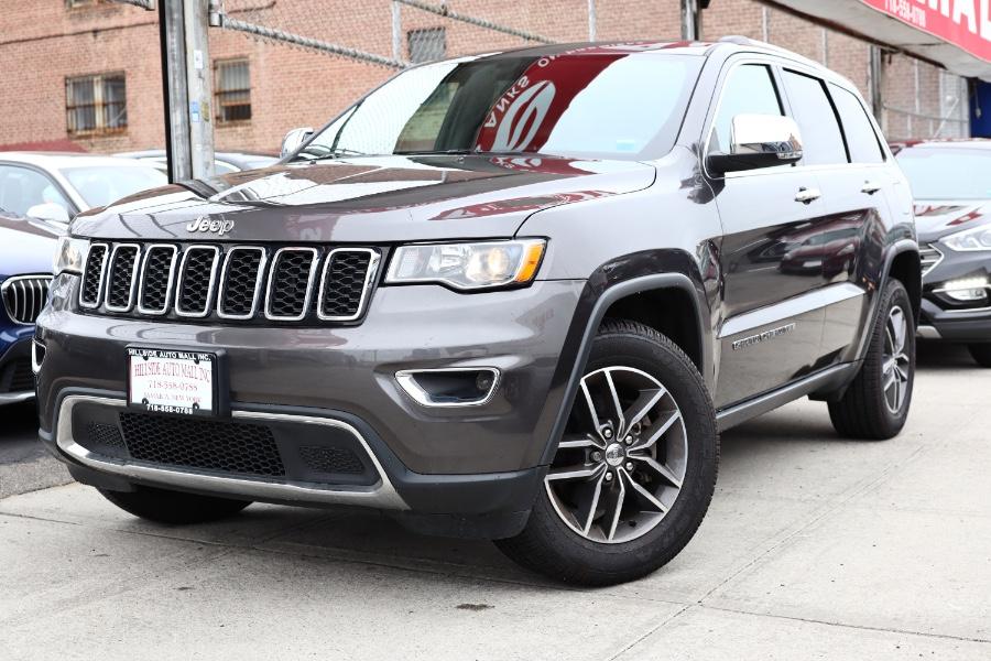 Used Jeep Grand Cherokee Limited 4x4 2017 | Hillside Auto Mall Inc.. Jamaica, New York