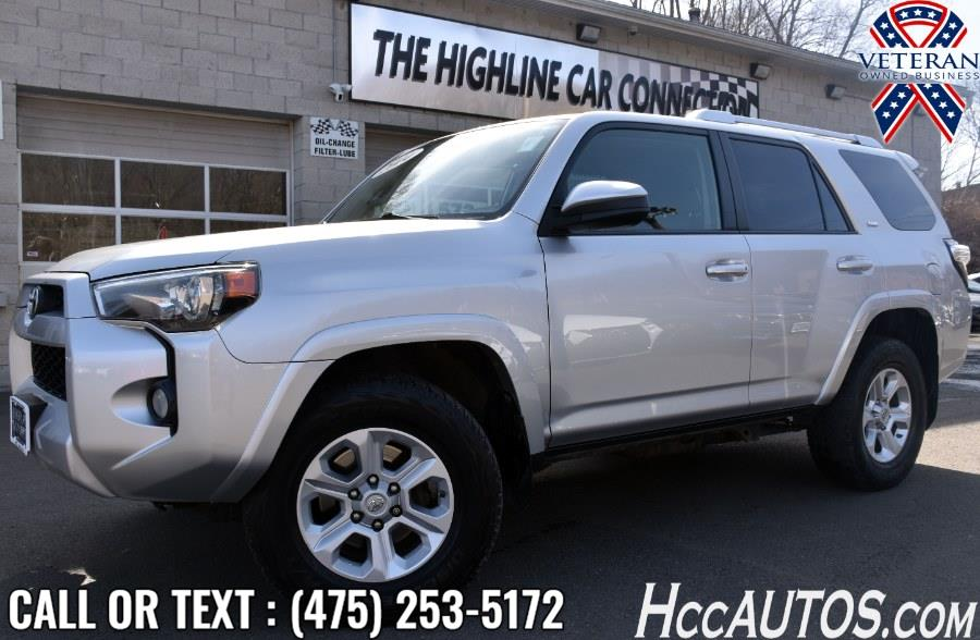 Used 2014 Toyota 4Runner in Waterbury, Connecticut | Highline Car Connection. Waterbury, Connecticut