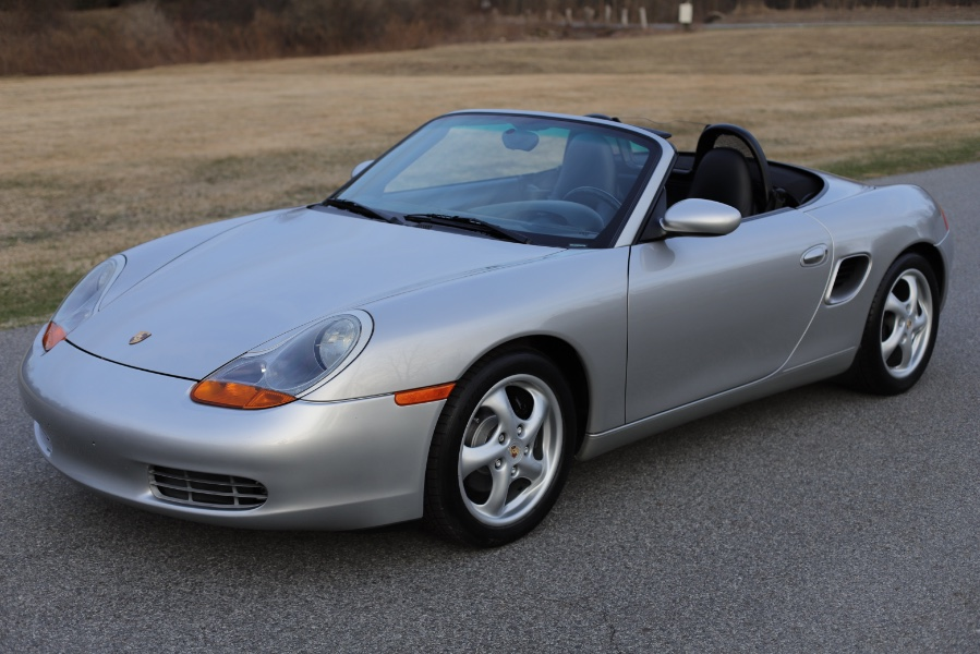 Used 2000 Porsche Boxster in North Salem, New York | Meccanic Shop North Inc. North Salem, New York