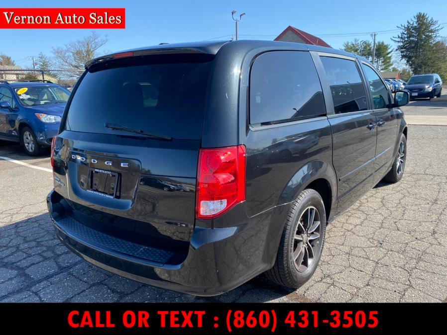 Used Dodge Grand Caravan 4dr Wgn American Value Pkg 2015 | Vernon Auto Sale & Service. Manchester, Connecticut