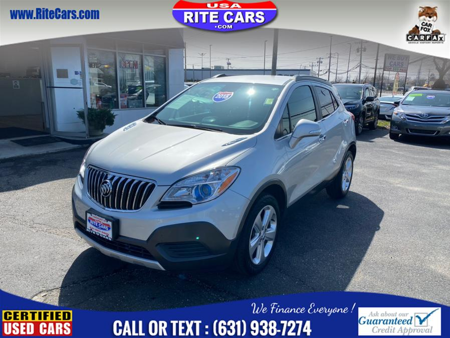 Used 2015 Buick Encore in Lindenhurst, New York | Rite Cars, Inc. Lindenhurst, New York