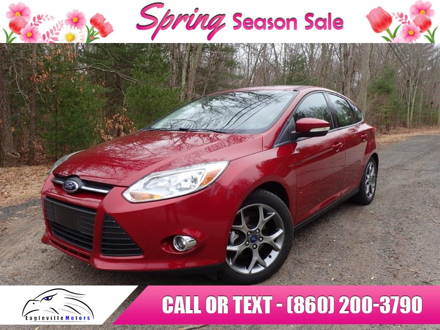 Used 2013 Ford Focus in Storrs, Connecticut | Eagleville Motors. Storrs, Connecticut