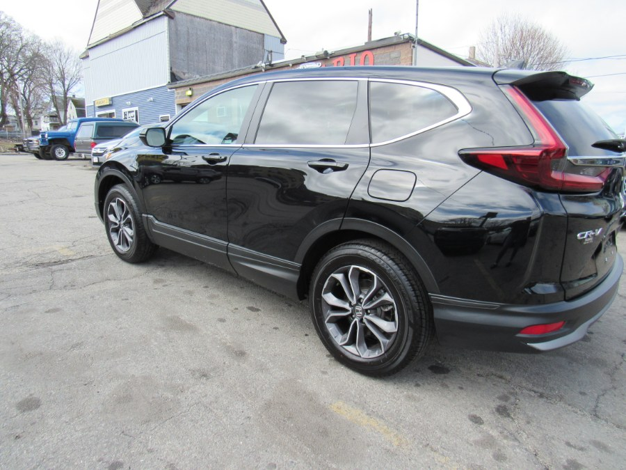 Used Honda CR-V EX-L 2020 | Hilario's Auto Sales Inc.. Worcester, Massachusetts