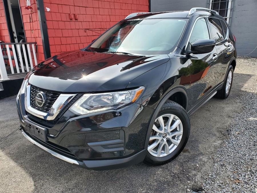 Used Nissan Rogue SV AWD 4dr Crossover 2018 | Mass Auto Exchange. Framingham, Massachusetts