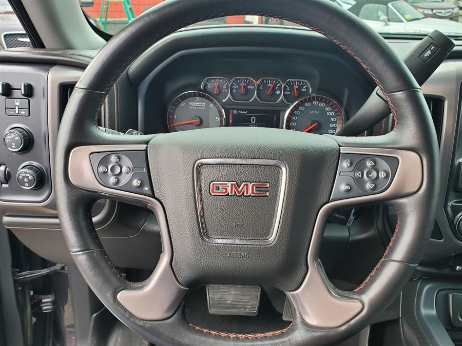 Used GMC Sierra 1500 SLT 4x4 4dr Crew Cab 5.8 ft. SB 2015 | Mass Auto Exchange. Framingham, Massachusetts