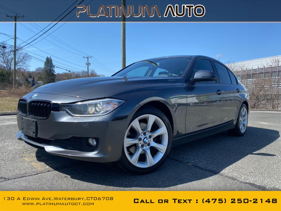 Used 2015 BMW 3 Series in Waterbury, Connecticut | Platinum Auto Care. Waterbury, Connecticut