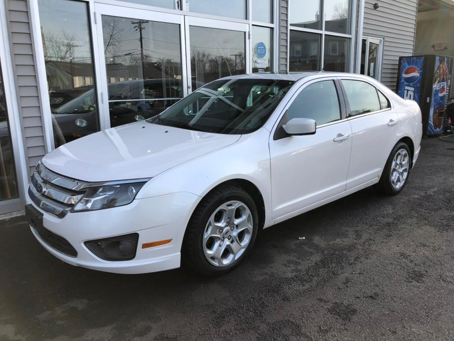 Used Ford Fusion 4dr Sdn SE FWD 2010 | Chris's Auto Clinic. Plainville, Connecticut