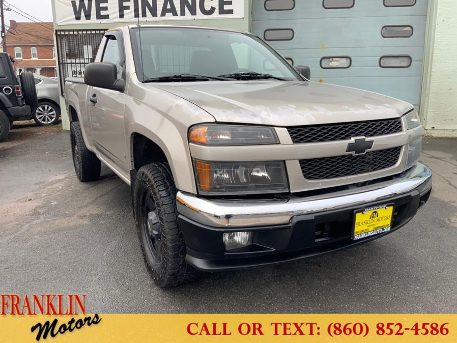 Used 2009 Chevrolet Colorado in Hartford, Connecticut | Franklin Motors Auto Sales LLC. Hartford, Connecticut