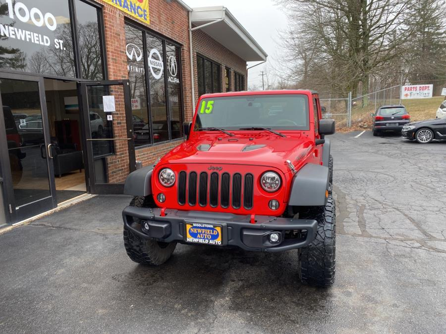 Used 2015 Jeep Wrangler Unlimited in Middletown, Connecticut | Newfield Auto Sales. Middletown, Connecticut