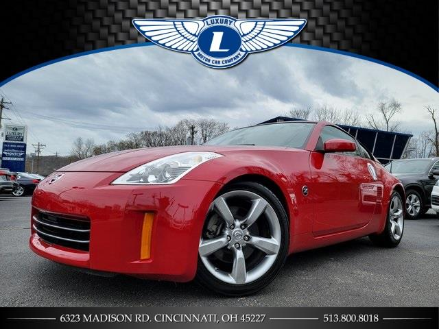 Used 2006 Nissan 350z in Cincinnati, Ohio | Luxury Motor Car Company. Cincinnati, Ohio