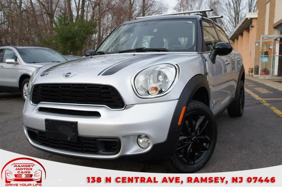 Used MINI Cooper Countryman AWD 4dr S ALL4 2013 | Ramsey Motor Cars Inc. Ramsey, New Jersey