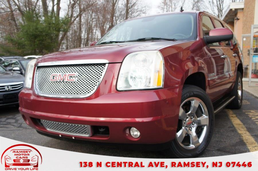Used GMC Yukon Denali AWD 4dr 2007 | Ramsey Motor Cars Inc. Ramsey, New Jersey