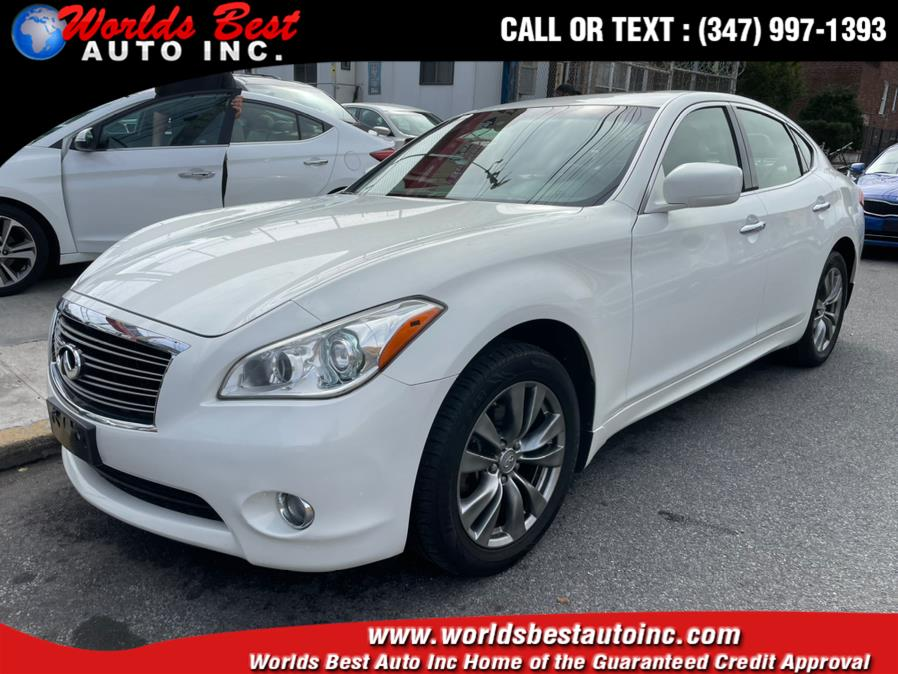 Used 2013 INFINITI M37 in Brooklyn, New York