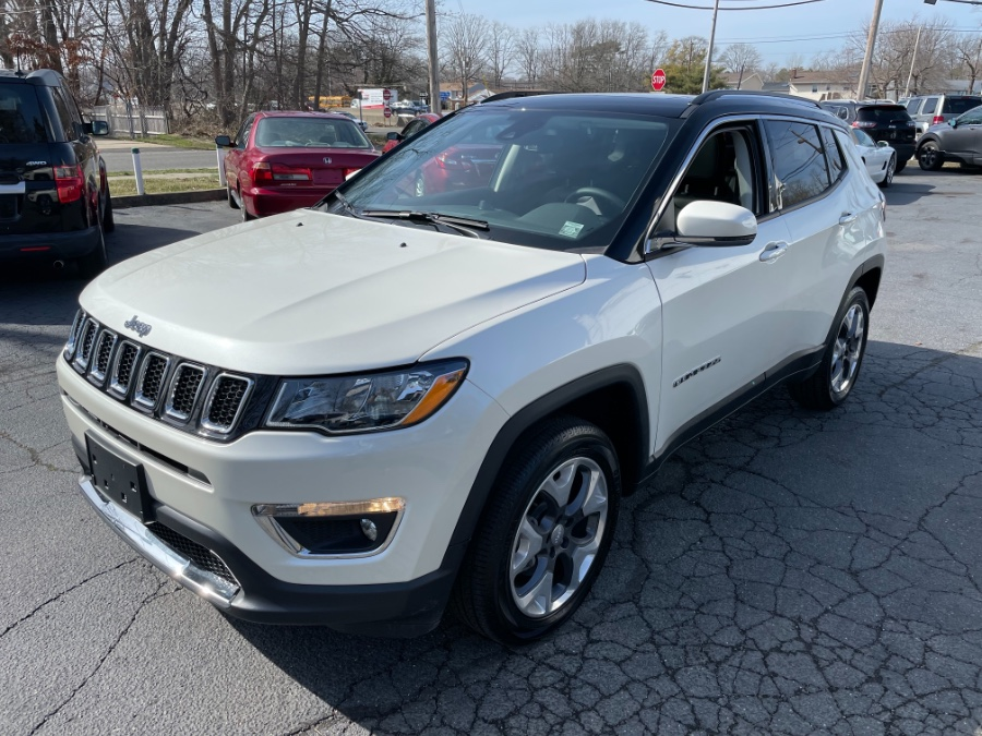 Used Jeep Compass Limited 4x4 2021 | Mint Auto Sales. Islip, New York