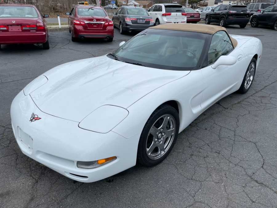 Used Chevrolet Corvette 2dr Convertible 1998 | Mint Auto Sales. Islip, New York