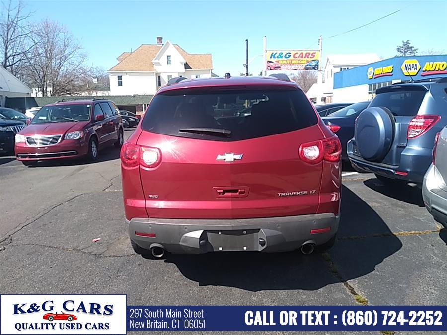 Used Chevrolet Traverse AWD 4dr LT w/2LT 2011 | K and G Cars . New Britain, Connecticut