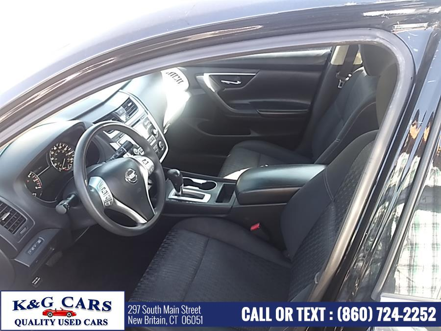 Used 2016 Nissan Altima in New Britain, Connecticut | K and G Cars . New Britain, Connecticut