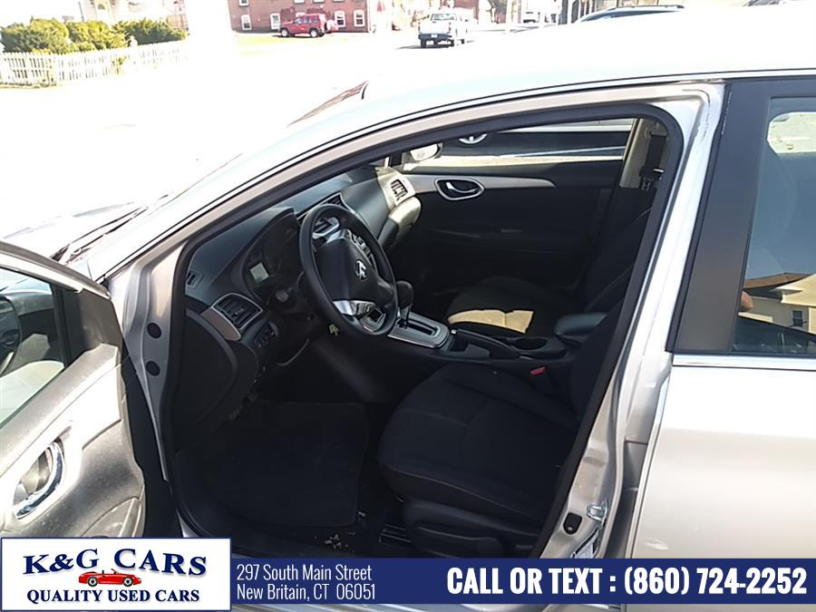 Used 2015 Nissan Sentra in New Britain, Connecticut | K and G Cars . New Britain, Connecticut