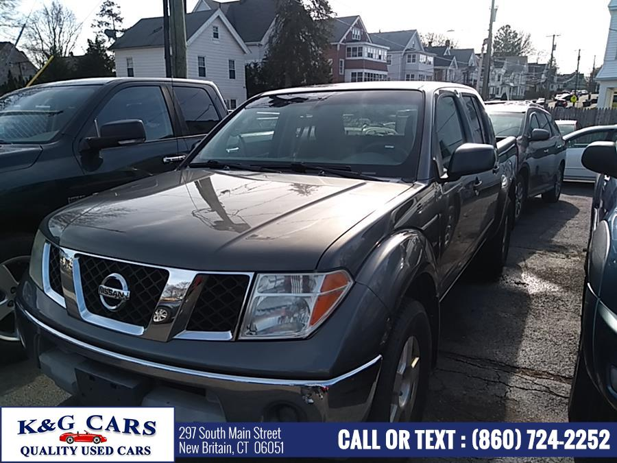 Used 2008 Nissan Frontier in New Britain, Connecticut | K and G Cars . New Britain, Connecticut