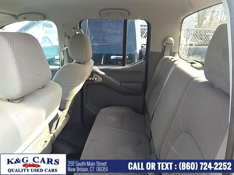 Used Nissan Frontier 4WD Crew Cab SWB Auto LE 2008 | K and G Cars . New Britain, Connecticut