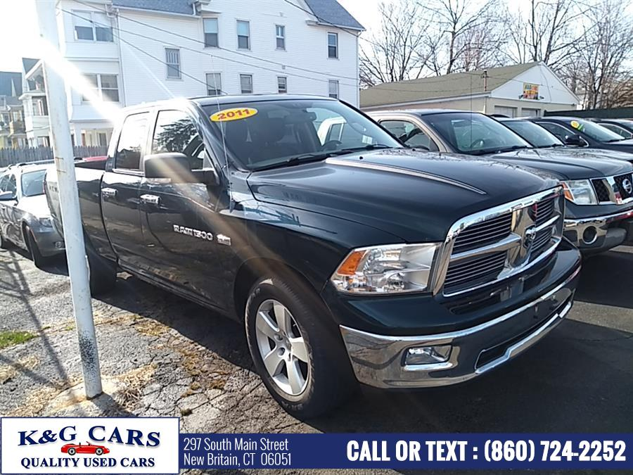 Used 2011 Ram 1500 in New Britain, Connecticut | K and G Cars . New Britain, Connecticut