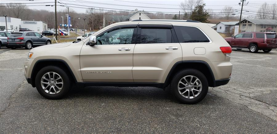 Used Jeep Grand Cherokee 4WD 4dr Limited 2015 | Saybrook Auto Barn. Old Saybrook, Connecticut