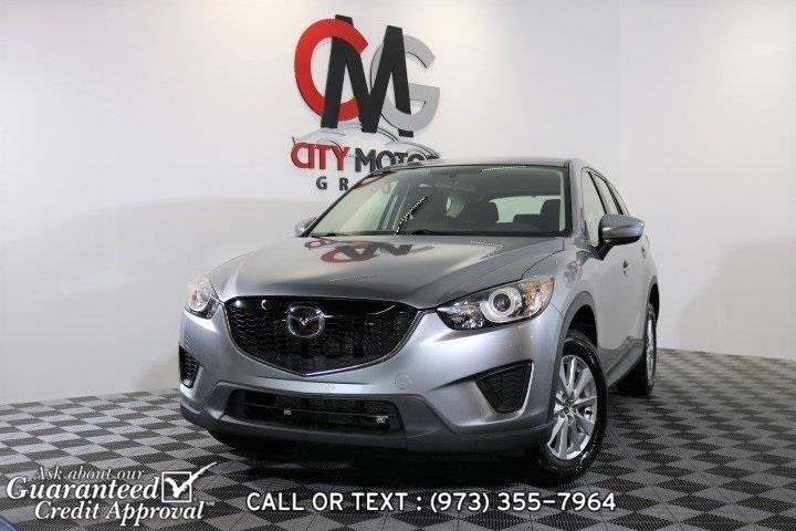 Used Mazda Cx-5 Sport 2015 | City Motor Group Inc.. Haskell, New Jersey