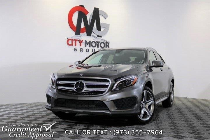 Used 2015 Mercedes-benz Gla in Haskell, New Jersey | City Motor Group Inc.. Haskell, New Jersey