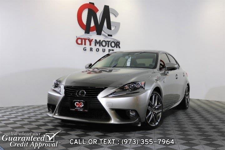 Used 2016 Lexus Is in Haskell, New Jersey | City Motor Group Inc.. Haskell, New Jersey