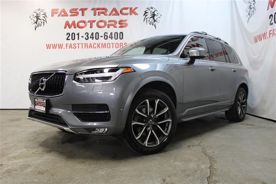 Used Volvo Xc90 T6 MOMENTUM AWD 2016   Fast Track Motors. Paterson, New Jersey