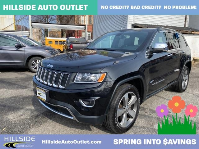 Used Jeep Grand Cherokee Limited 2014 | Hillside Auto Outlet. Jamaica, New York