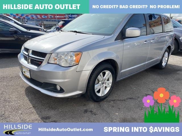 Used Dodge Grand Caravan SXT 2018   Hillside Auto Outlet. Jamaica, New York