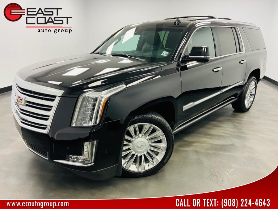 Used 2017 Cadillac Escalade ESV in Linden, New Jersey | East Coast Auto Group. Linden, New Jersey