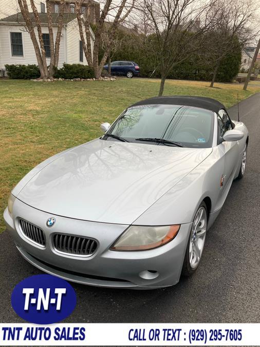 Used 2004 BMW Z4 in Bronx, New York | TNT Auto Sales USA inc. Bronx, New York